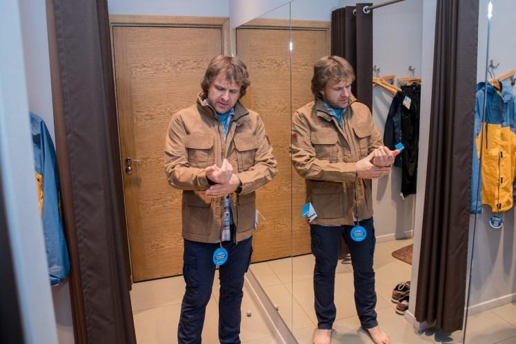 """Benediktas Vanagas: """"Kokybiška apranga būtina ne tik lenktynėms, bet ir kasdienai"""""""