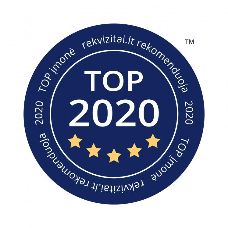 Karantinas nestabdė apsukų: portalo Rekvizitai.lt TOP įmonės 2020 išlieka pelningos