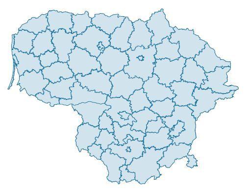 Lietuvos savivaldybių indeksas 2012