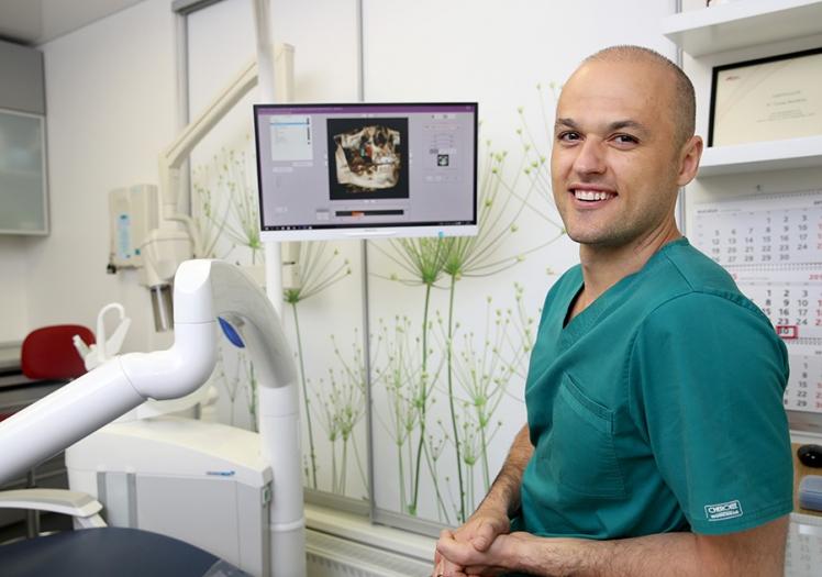 Odontologai gali rasti sprendimą net ir sudėtingiausioje situacijoje