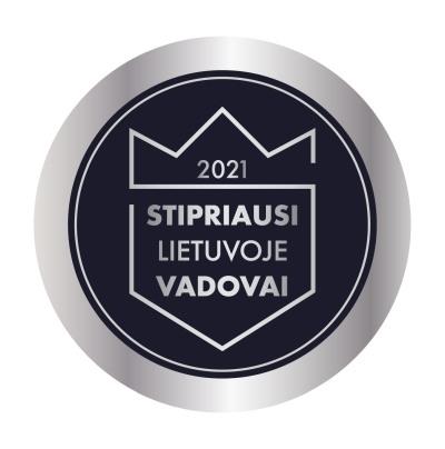 Stipriausi Lietuvoje vadovai 2021