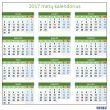 Kalendorius 2017-iems metams