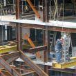 Statybos sektoriaus rezultatai - kuklūs