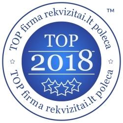 TOP FIRMY 2018