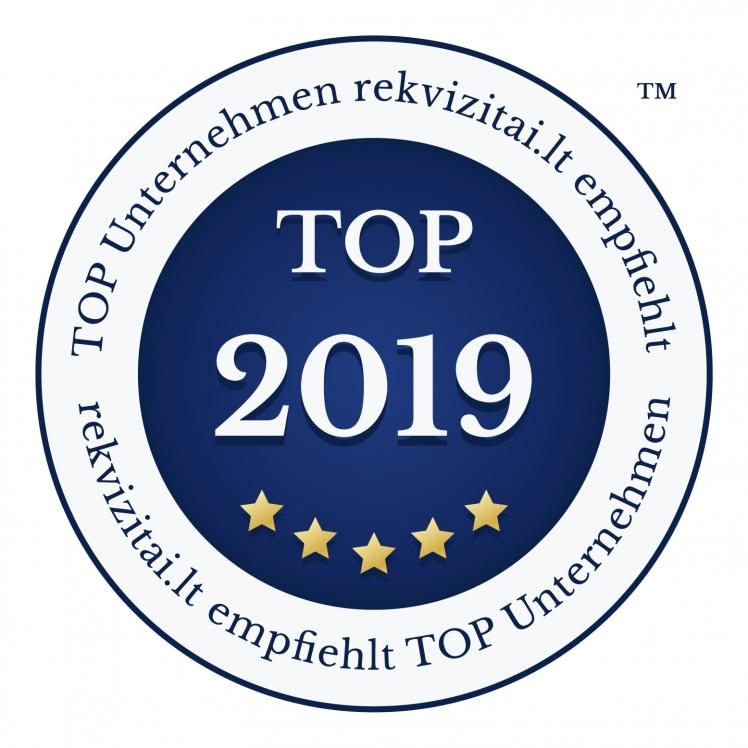 TOP Unternehmen 2019