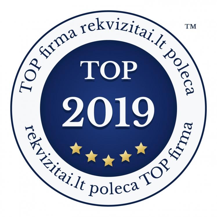 TOP FIRMY 2019