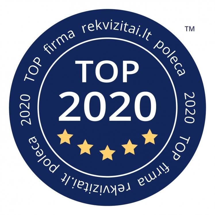 TOP FIRMY 2020