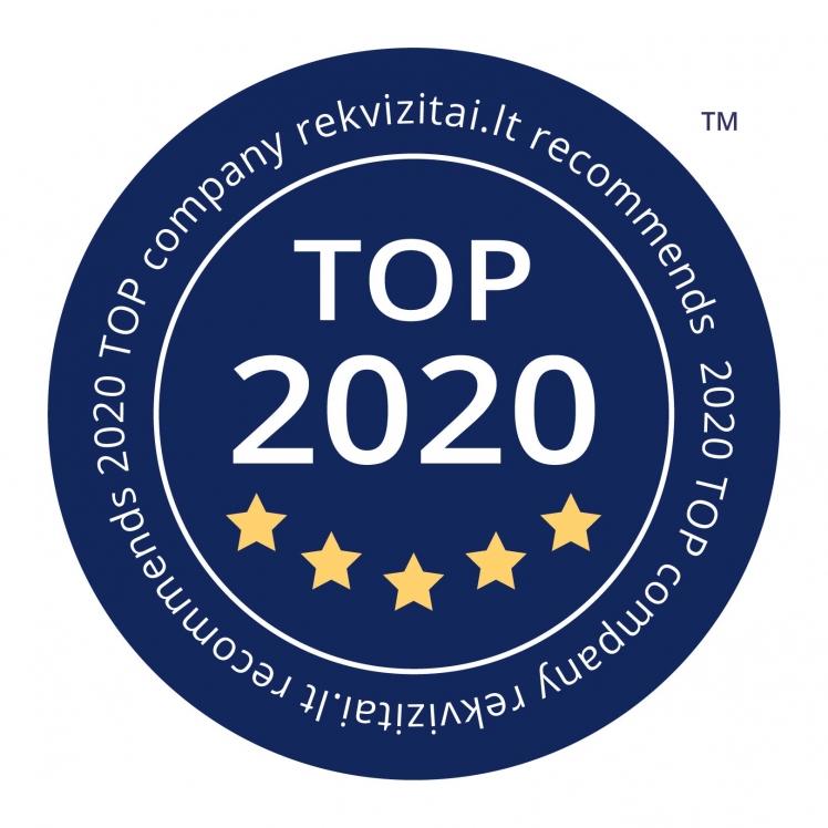 TOP companies 2020