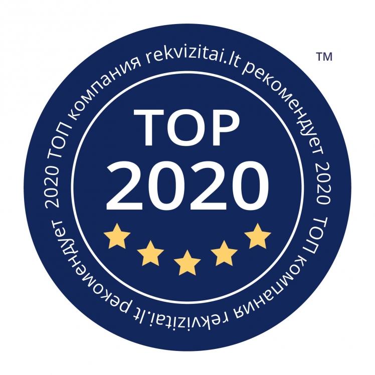 ТОП предприятия 2020