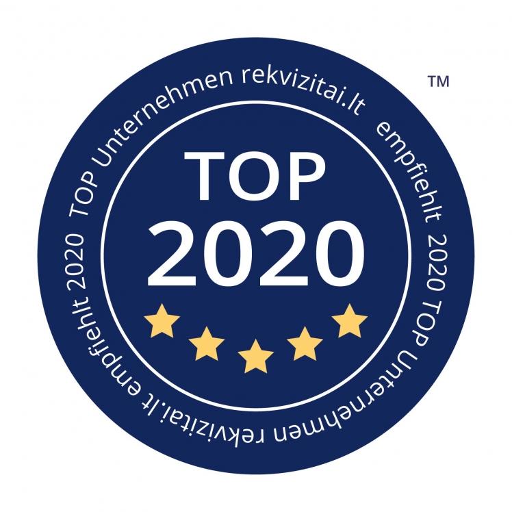 TOP Unternehmen 2020