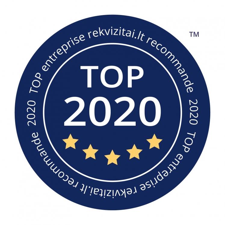 TOP ENTREPRISES 2020