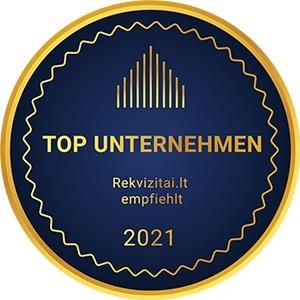 TOP Unternehmen 2021