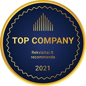 TOP companies 2021