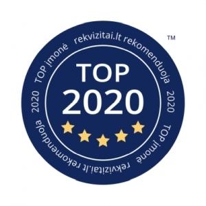TOP įmonės 2020