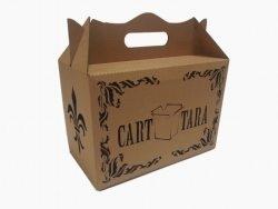 """UAB """"Carttara"""" ėmė gaminti sudėtingų konstrukcijų gofrokartono dėžes ir pakuotę"""