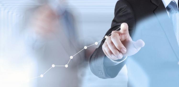 Užtikrintas bankų stabilumas su pozityviomis nuotaikomis