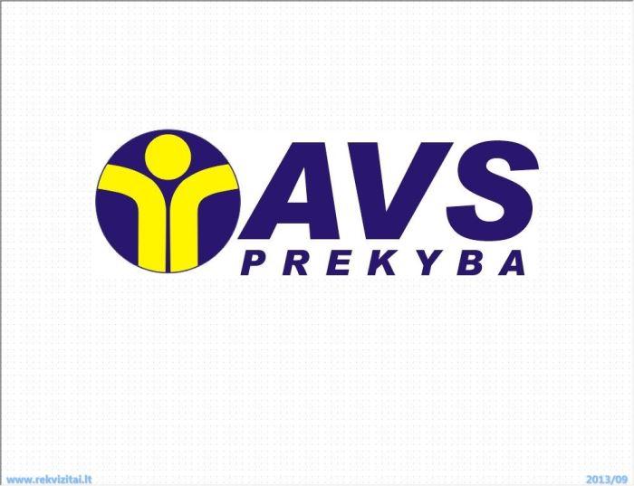 prekybos sistemos logotipas