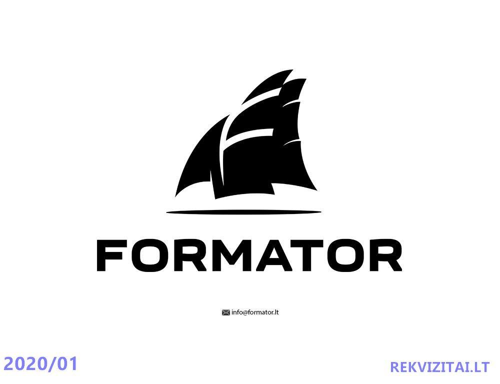 Formator, UAB juridinio asmens duomenys, pasikeitimų ...