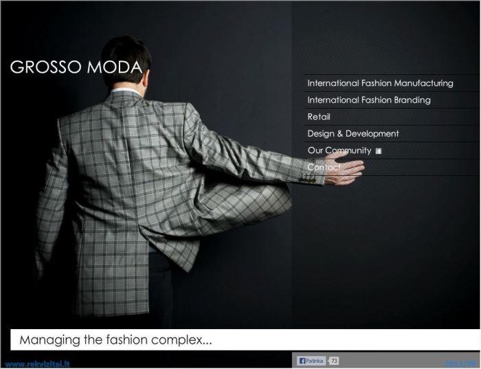 Grosso moda skundai