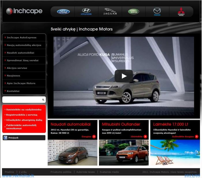 Inchcape Motors