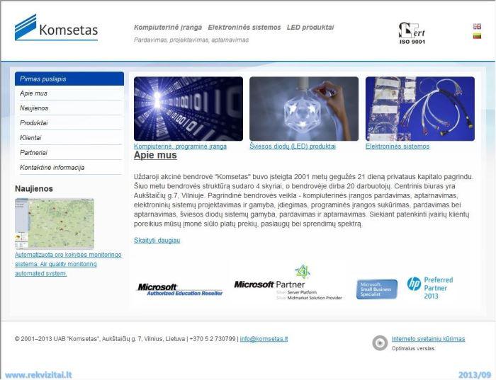prekybos sistemos programinės įrangos kūrimas ifis prekybos sistema