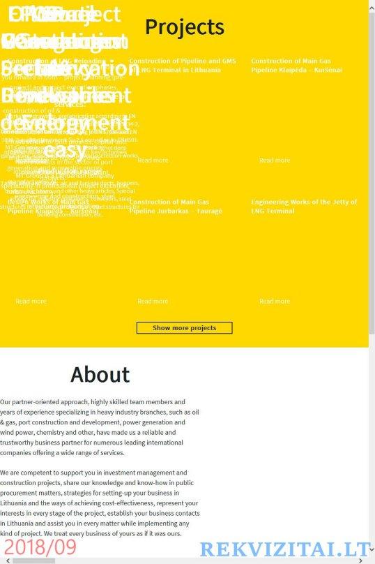 Cement Uab Lt Contact Mail: Mindaugas Zakaras. Rekvizitai.lt