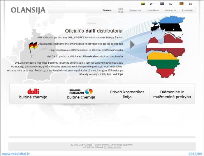 sistemos prekybos korporacijos svetainė