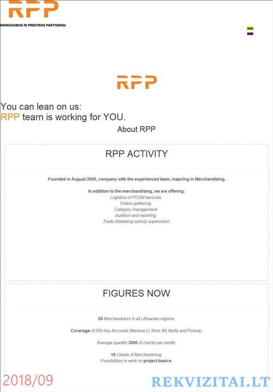 prekybos sistema rfp