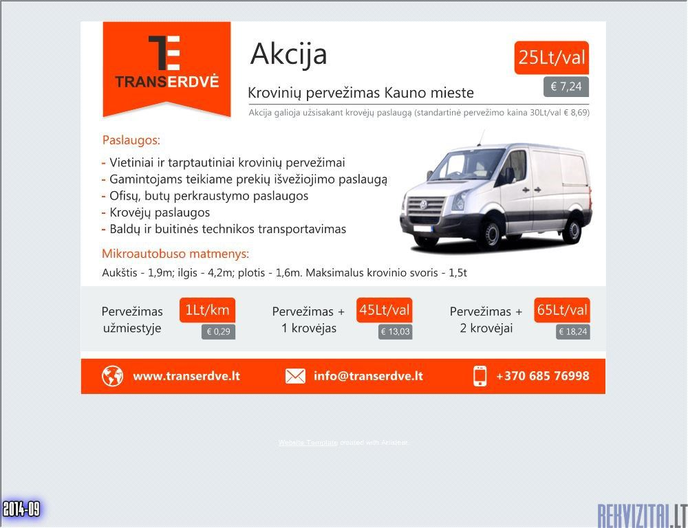 Car Rental Companies In Kaunas