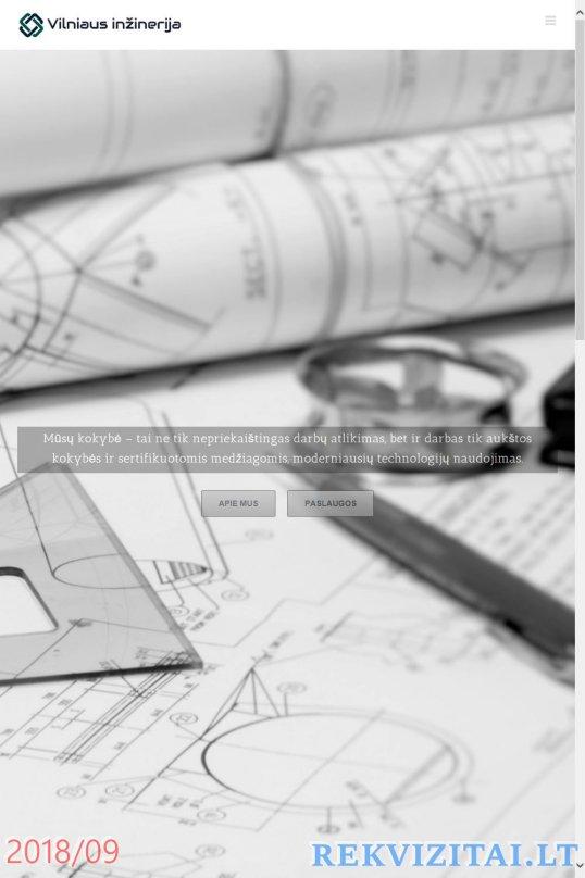Informacinių sistemų inžinerija Utenos kolegijoje