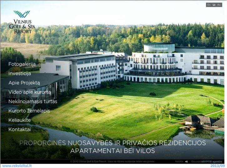 Vilnius Grand Resort Spa