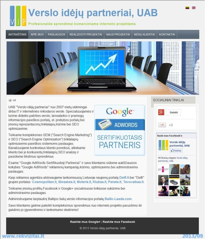 svetainės partnerių reklama)