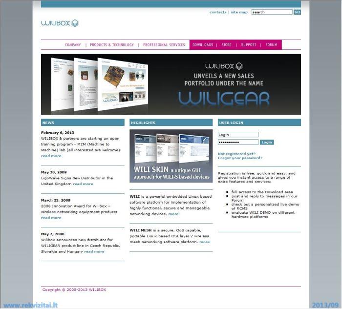 LigoWave Technology, UAB  LigoWave  Contacts, map  Rekvizitai lt