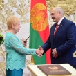 A. Lukašenka inauguravo save šeštai prezidento kadencijai