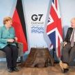 Antrąją G7 susitikimo dieną laukiama antipandeminio veiksmų plano