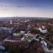 baltisches haus uzbaige pirmaji nt projekto vilniaus senamiestyje etapa