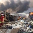 Beirutą supurtė galingi sprogimai, dešimtys sužeista, yra žuvusiųjų