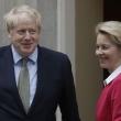 ES ir JK derybininkams įklimpus, iniciatyvos imasi šalių lyderiai
