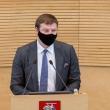 Kadenciją baigiantis Seimas imasi kitų metų biudžeto