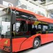 lenkijos autobusu solaris gamintoja ant prekystalio