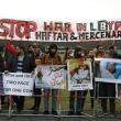 Libijos NSV vadovas ragina į šalį įvesti tarptautines pajėgas