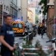 Lione sprogęs paketas sužeidė kelis praeivius
