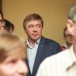 Nepasitikėjimo Seimo pirmininku klausimas atidedamas