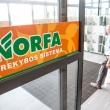 norfa utenoje atidare penkta parduotuve