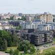 Per 20 metų Vilniuje labiausiai brango butai centre, mažiausiai – Pilaitėje