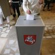Per rinkimus trijose apygardose ryte balsavo 6,64% rinkėjų