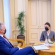 Prezidentas su Seimo vadove tarėsi dėl pasirengimo masiniam vakcinavimui