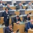 Seimas po svarstymo pritarė visuotinam turto deklaravimui