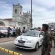 Šeši mirtini sprogimai sudrebino Šri Lanką