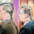 Trumpo buvę bendražygiai teisme: Manafortas pripažintas kaltu, Cohenas prisiima kaltę